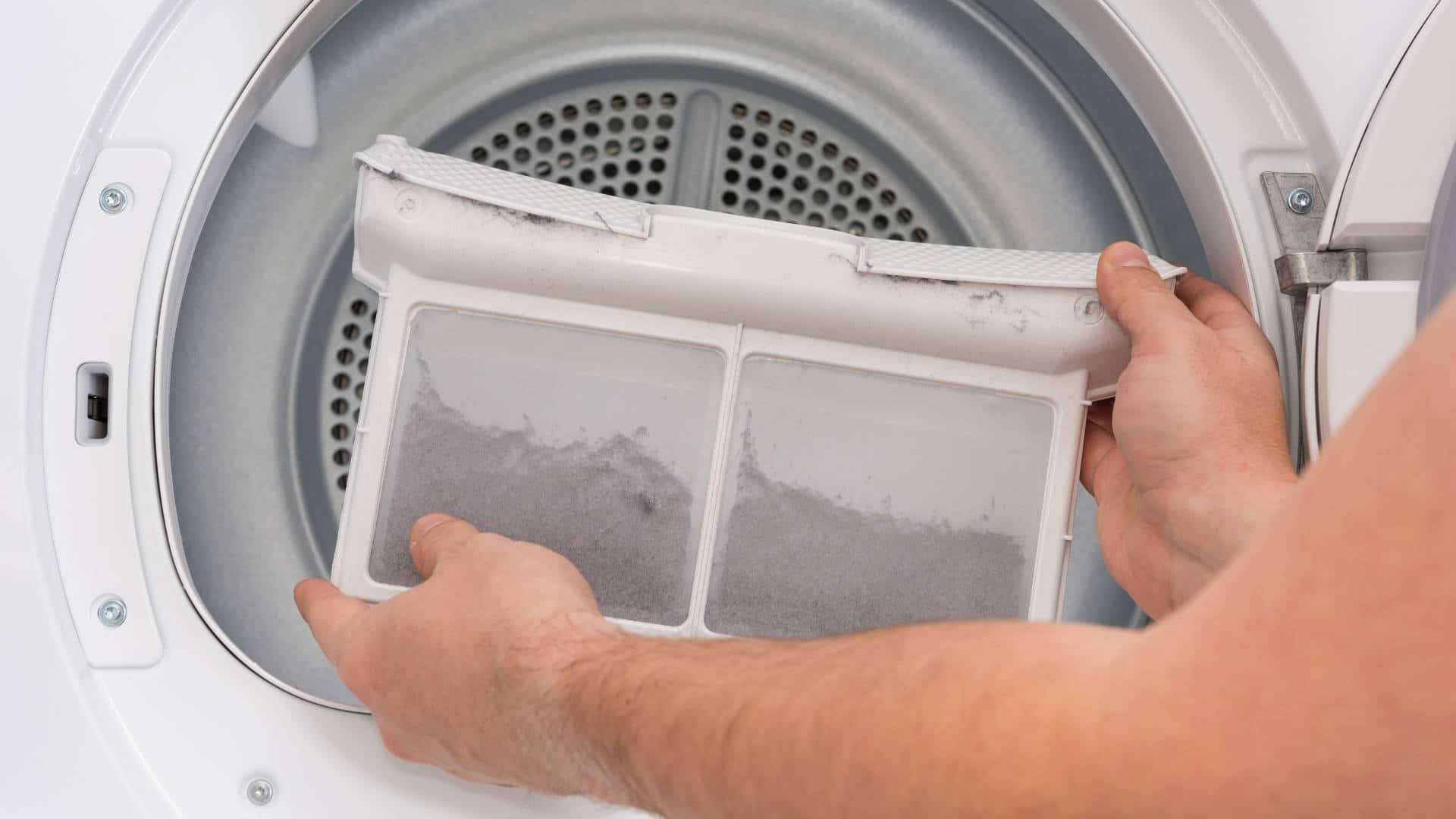 """Featured image for """"6 Common Dryer Problems (and Solutions)"""""""